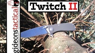 SOG Twitch II Knife Review: Start Twitchin