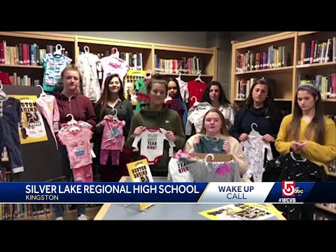 Wake Up Call from Silver Lake Regional High School