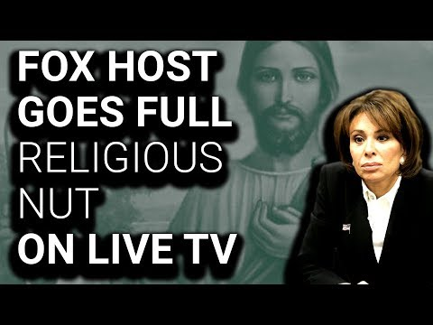 Lunatic Fox Host: Trump Fulfilled Biblical Prophecy with Jerusalem Embassy