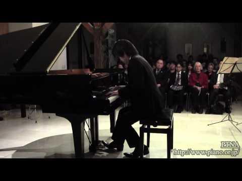 Franz Liszt: Fünf kleine Klavierstücke No.4 S.192 pf.中山翔太