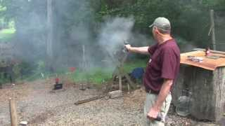 Black Powder vs Smokeless Powder: some education!