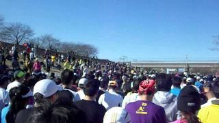 今年の年明けランに谷川真理ハーフマラソンを選びました。 寒さと強風を...