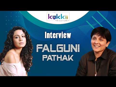 Falguni Pathak  Main Interview  Kukkii Exclusive