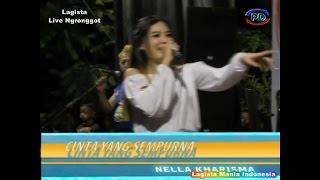 Cinta Yang Sempurna (Kangen Band) - Nella Kharisma - Lagista Live Ngronggot 2016