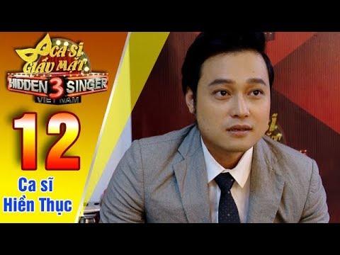 THVL   Ca sĩ giấu mặt 2017: Quang Vinh tiết lộ từng chở Hiền Thục chạy show 5-7 chỗ một đêm