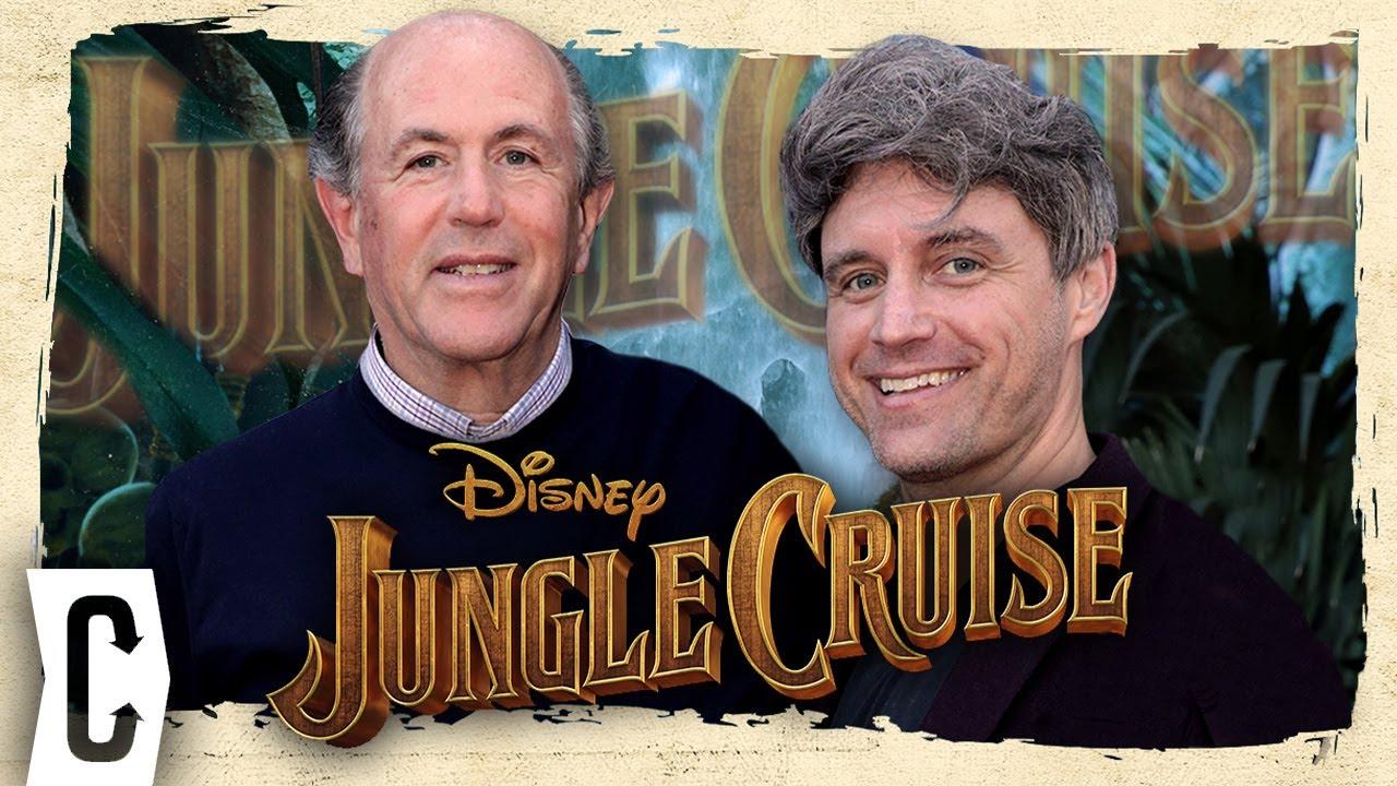 Jungle Cruise Producers on Visiting the Secret Disney Vault with Dwayne Johnson