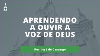 Rev. José de Camargo - Culto Matutino - 11/10/2020