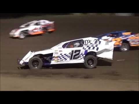 Salina Speedway M&H Motors IMCA Northern SportMods 8-18-17