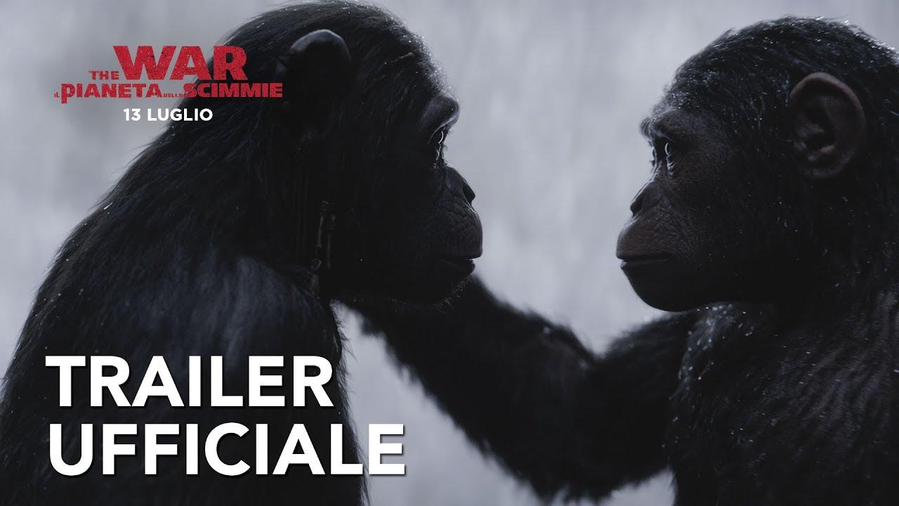 The War Il Pianeta Delle Scimmie Trailer Ufficiale 3 Hd 20th