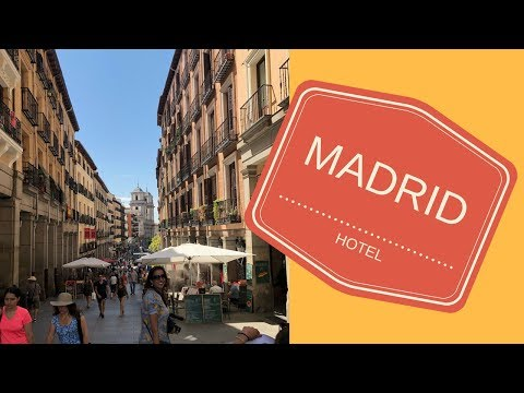 HOTEL REVIEW: MELIÁ  MADRID PRINCESA (SPAIN) AND HOW I GOT IT