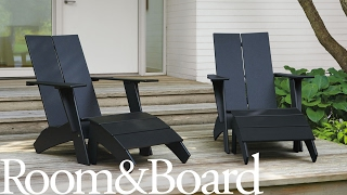 Loll Designs | Modern Outdoor Furniture | Room & Board