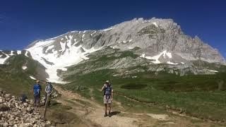Mont Blanc Tour Day 2   Les Chapieux