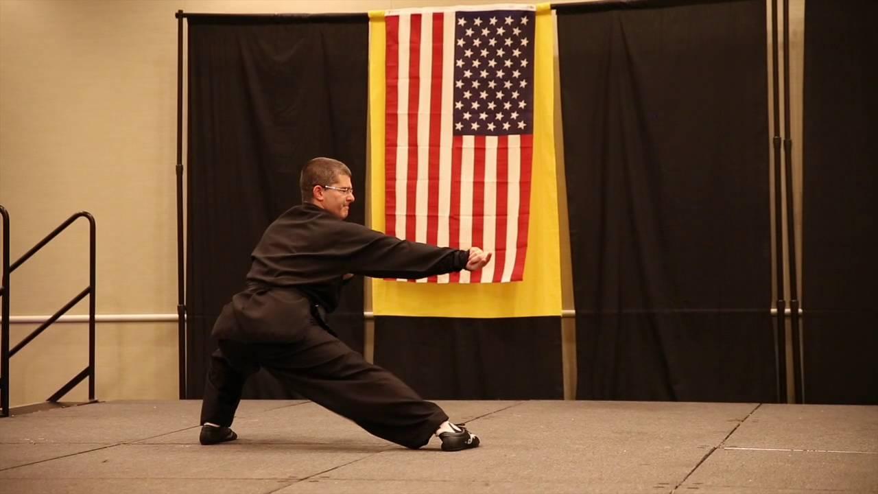 Sifu Marco Serra Masters Demo At 2016 Itkfa Martial Arts