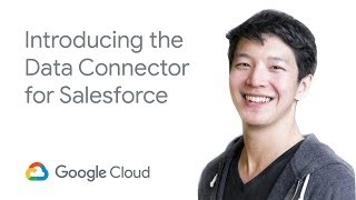 Introducing the Data connector for Salesforce add-on by Google Cloud