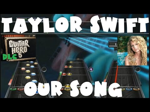 Taylor Swift - Our Song - Guitar Hero 5 DLC Expert Full Band (December 22nd, 2009)
