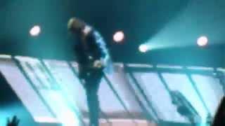 Muse - New Born (Outro) + Head Up Riff @ Zénith Nantes 22 Octobre 2012