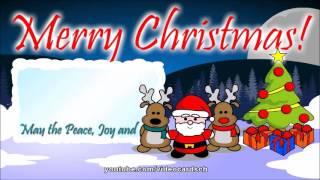 Christmas Greeting Card, Santa Claus card, Merry Christmas Card 🎄🌟🎅 (VERY FUNNY)