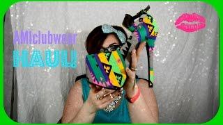 AMIclubwear Shoe Haul!
