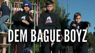 9-Year-Old B-boys Take Over Playground | Dem Bague Boyz x Yak Films