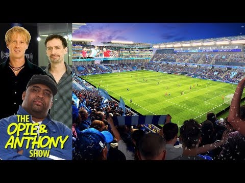 Opie & Anthony - Patrice O'Neal Hates Soccer