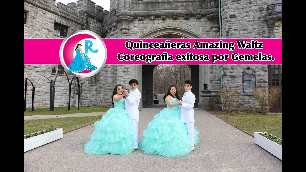 9fb869f535b Waltz twins vals gemelas coreografia long island choreography - YouTube