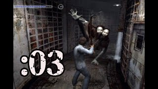 【SILENT HILL4 THE ROOM】水牢の世界:03