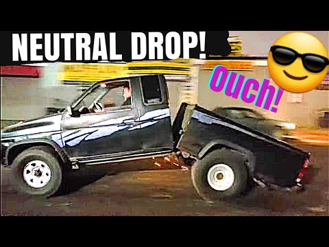Nissan Pick Up 5spd SWITCHBLADE! NEUTRAL DROP!