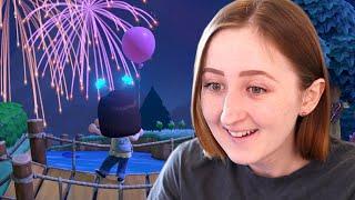 Touring My FiveStar Island in Animal Crossing: New Horizons