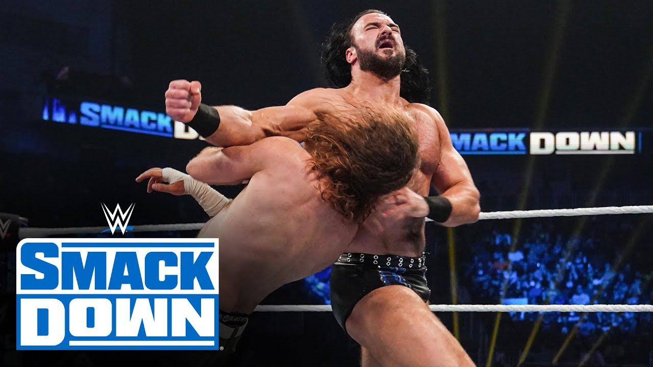 Download Drew McIntyre vs. Sami Zayn: SmackDown, Oct. 22, 2021