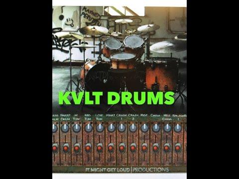 kvlt drums free