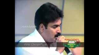 Christmas in Dubai 2012 Part 5/29 Medley of Peter Cheranalloor Songs by Peter Cheranalloor