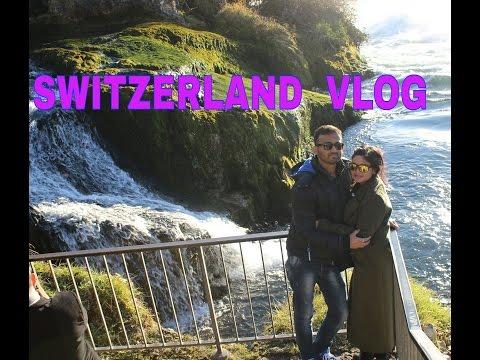 Switzerland Vlog Part 1