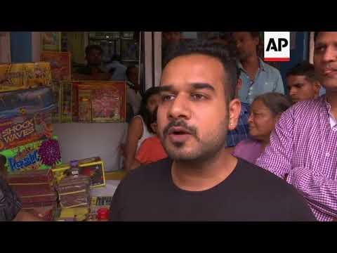 India's Supreme Court bans sale of fireworks in New Delhi