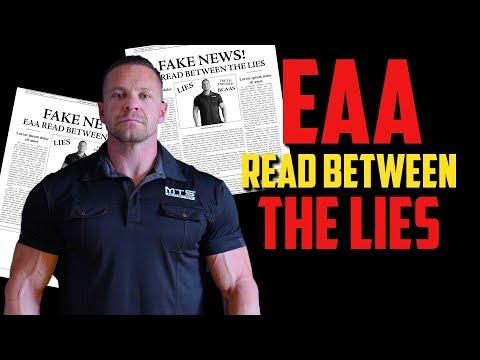 The Big Fat EAA Lie NOT Better Than BCAA   Tiger Fitness