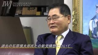 121122_反TPP党 亀井静香幹事長インタビュー