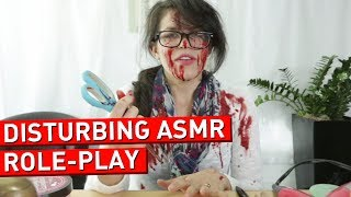 Repeat youtube video The Most Disturbing ASMR Video