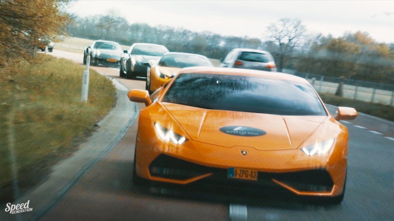 SUPER CAR RALLY 2017 - OFFICIAL AFTERMOVIE