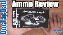 Ammo Review - AE AR223 50gr Tipped Varmint