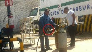 El maldito fraude de los vendedores de gas. Comparte