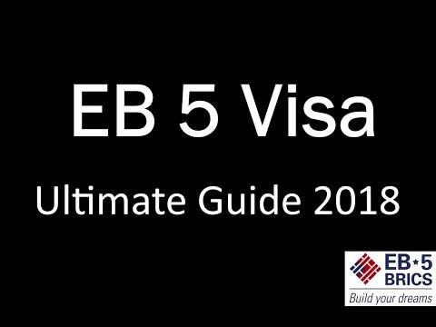 EB 5 Visa - Investor Visa USA - Ultimate Guide 2018