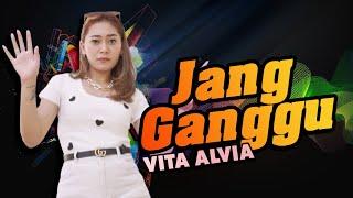 Vita Alvia - Jang Ganggu | Kentrung Version (Official Music Video)