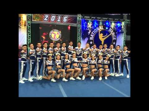 NU Bulldogs   2016 NCC National Finals CHEERMUSIC