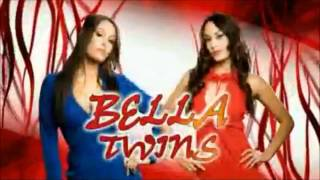 "WWE Divas The Bella Twins Theme Song: ""You can Look (But you can"