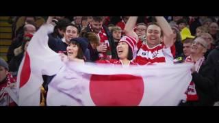 リポビタンDチャレンジカップ「日本代表VSルーマニア代表戦」6.10熊本会場PV
