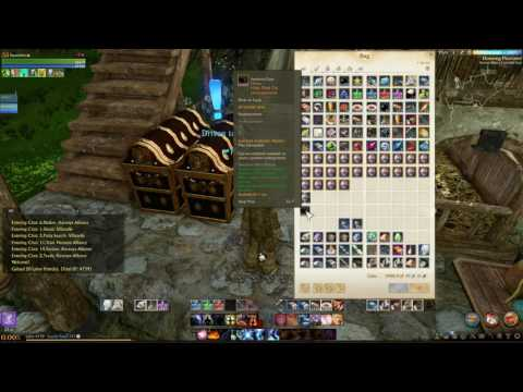 Archeage 3.0b Underwear/Costume Upgrading How To Guide for NA/EU