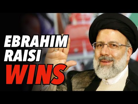 Ebrahim Raisi Becomes Iranian President as Tehran Closes In On Nuclear Deal With US