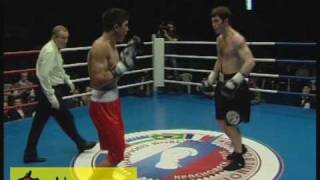 Последний бой Хетага Козаева (видео)