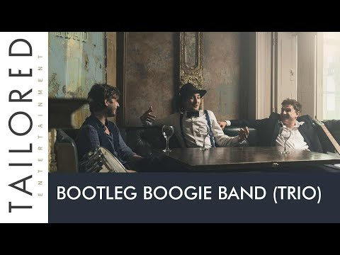 Bootleg Boogie Band | London Swing Band Hire