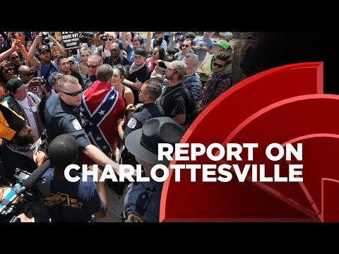 Independent Report On Charlottesville Says Government & Police Failed, Put Residents At Risk