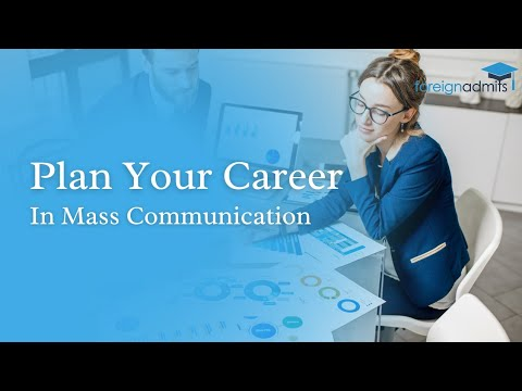 Want to build a career in mass communication? || SPM College || Webinar || ForeignAdmits